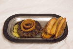 Large Hamburger Steak