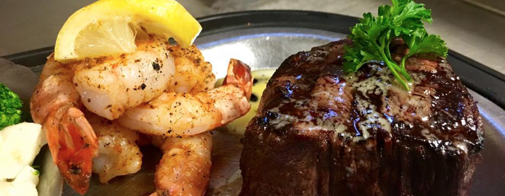 Steak and Shrimp8